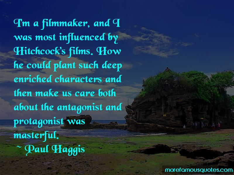 Quotes About Antagonist And Protagonist
