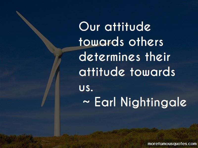 Quotes About Attitude Towards Others