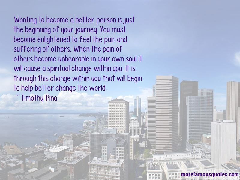 Quotes About Become A Better Person