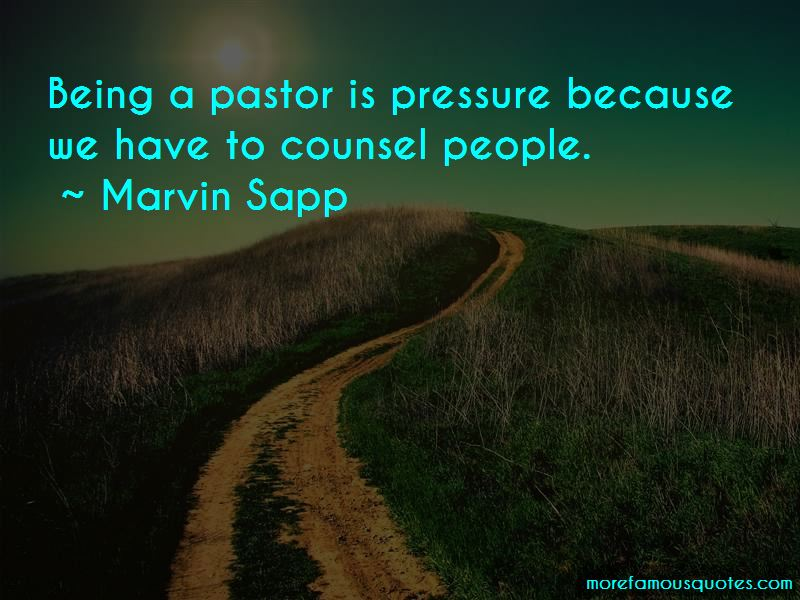 Being A Pastor Quotes Pictures 2