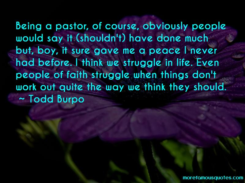 Being A Pastor Quotes Pictures 4