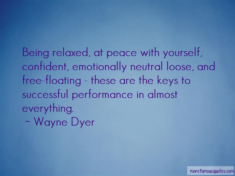 Being Confident With Yourself Quotes Pictures 2