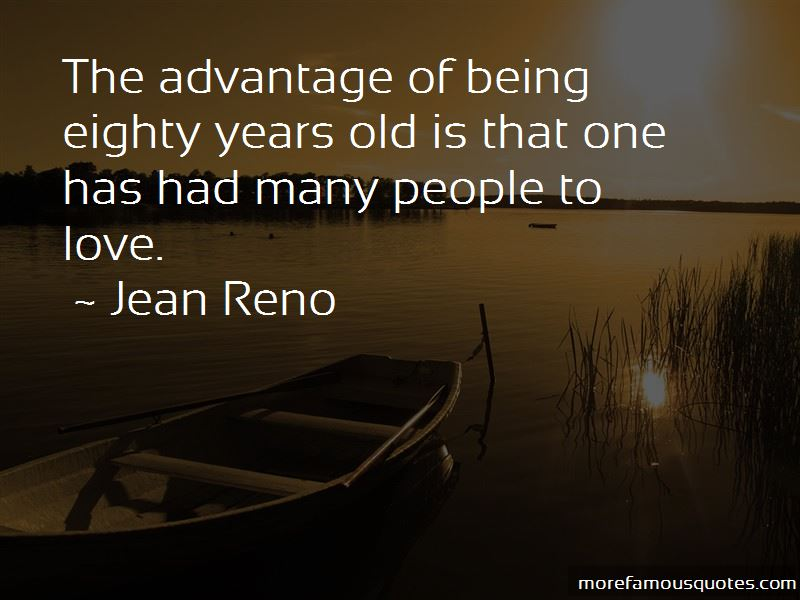 Quotes About Being Eighty