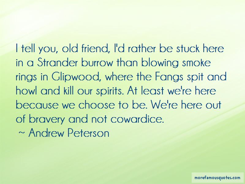 Quotes About Blowing Smoke