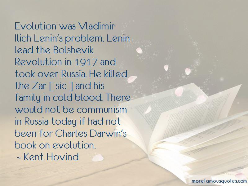 Quotes About Bolshevik Revolution