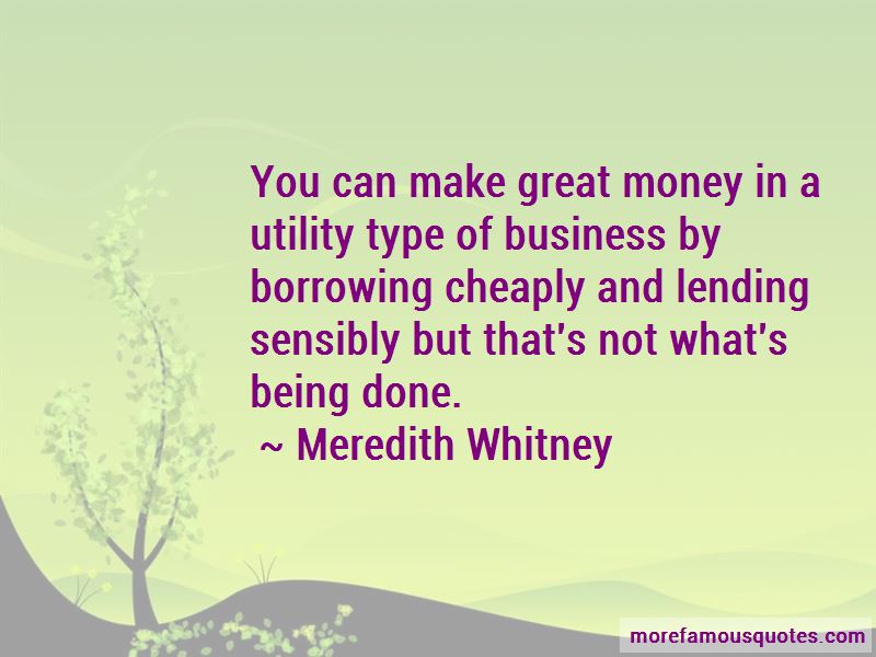 Quotes About Borrowing And Lending Money