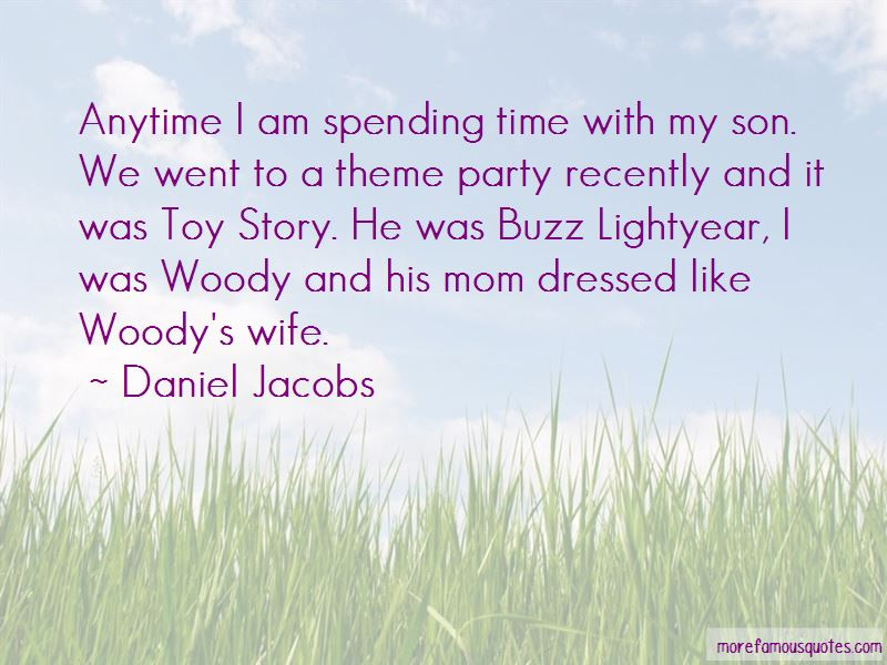Quotes About Buzz And Woody