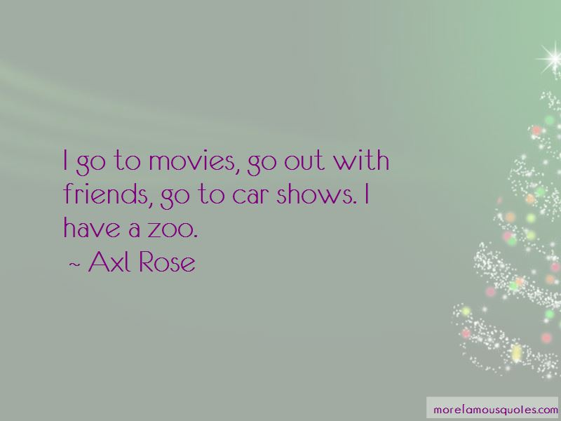 Quotes About Car Shows