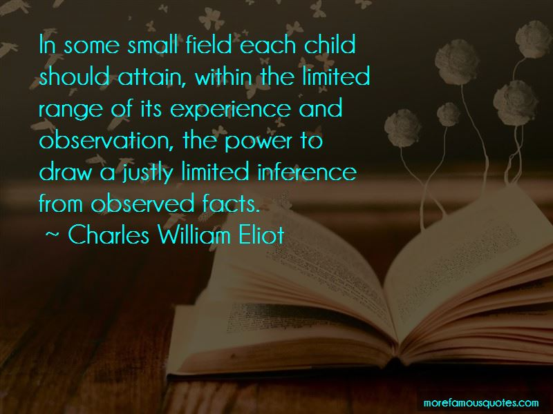 Quotes About Child Observation