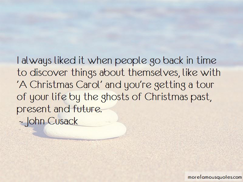 Quotes About Christmas Past