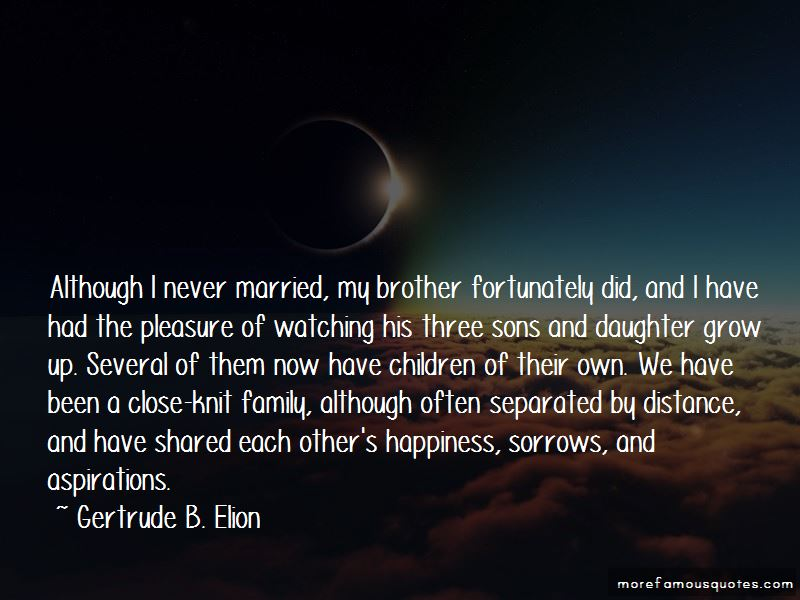 Close Knit Family Quotes Pictures 2