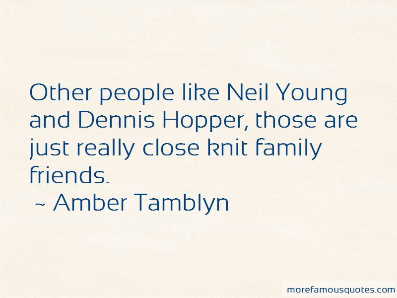 Close Knit Family Quotes Pictures 3
