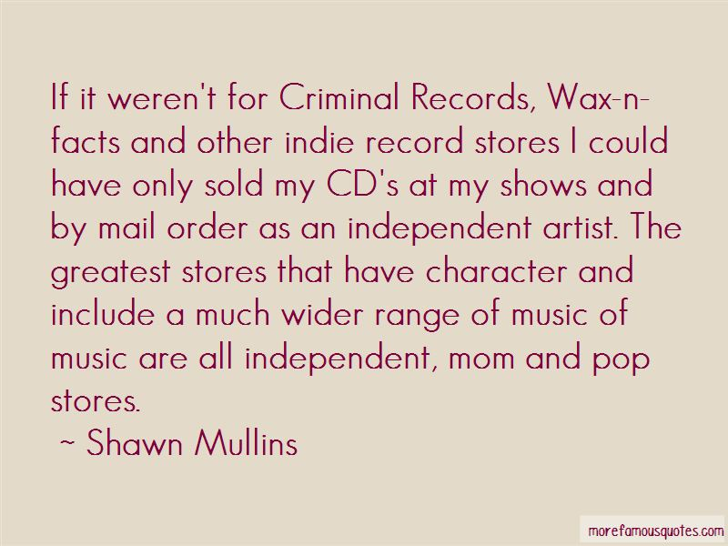 Criminal Records Quotes Pictures 2