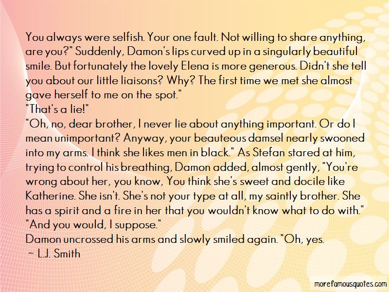 Damon And Elena Quotes Pictures 2