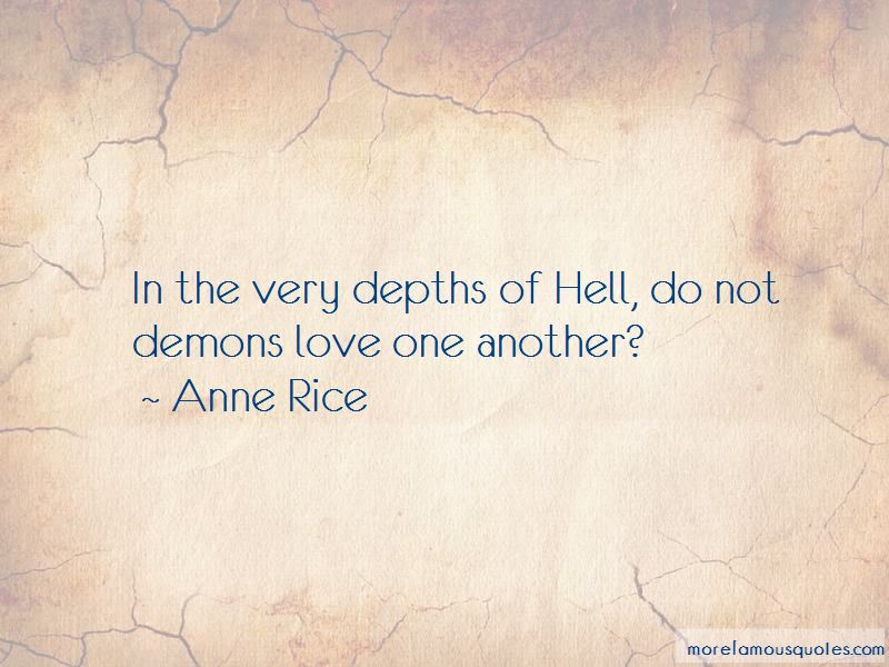 Demons And Hell Quotes Pictures 2