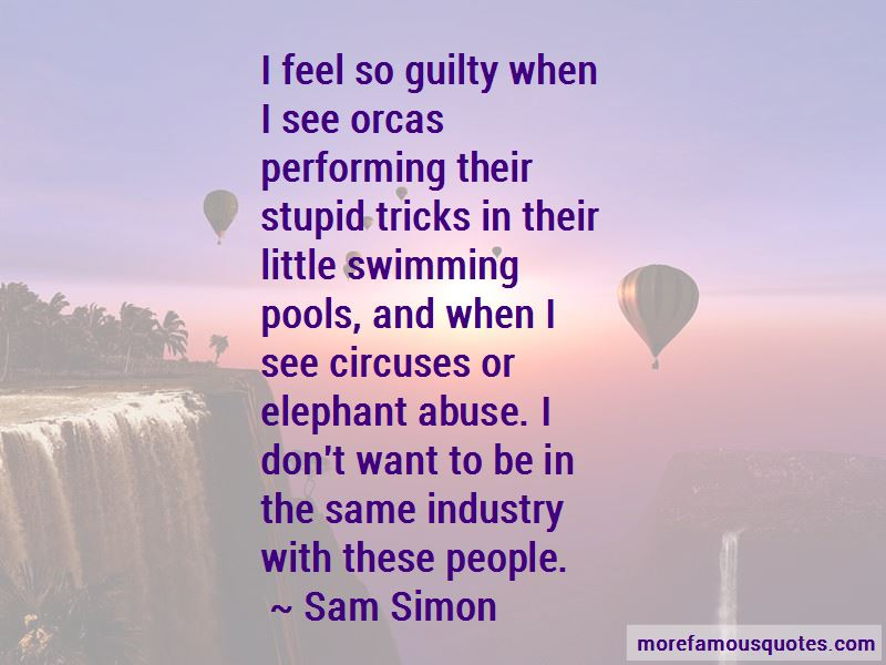 Quotes About Elephant Abuse