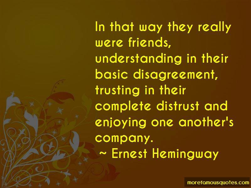 Quotes About Enjoying The Company Of Friends