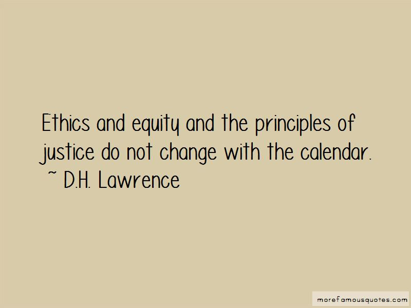 Quotes About Equity