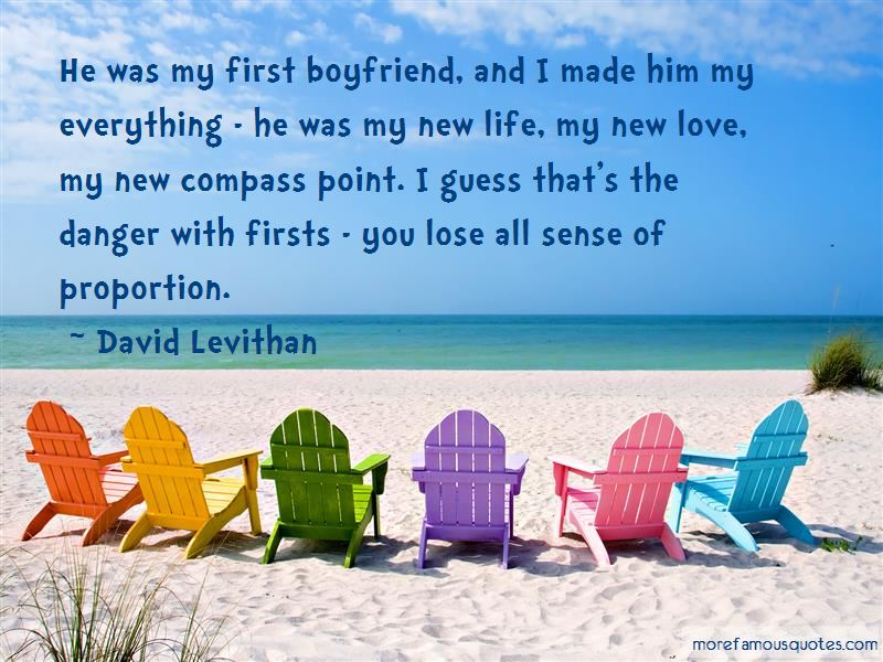Firsts In Love Quotes Pictures 4
