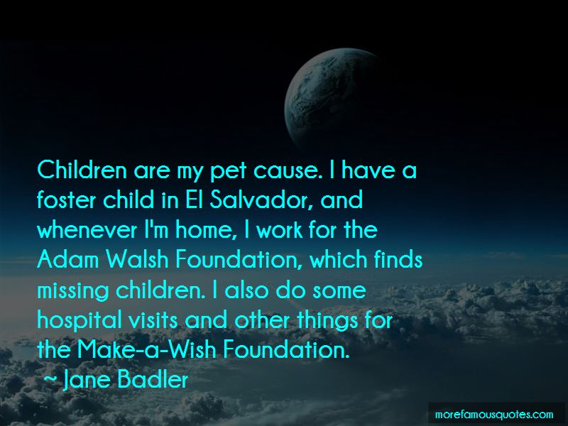 Foster Child Quotes Pictures 3