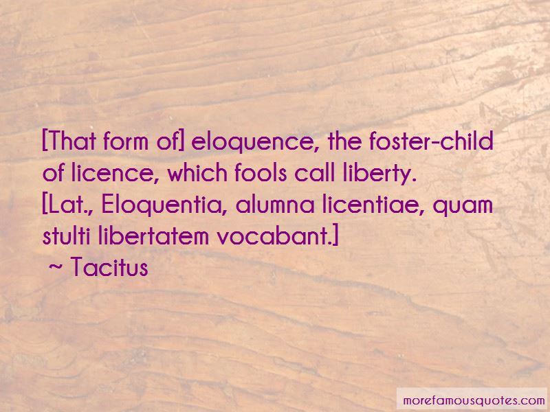 Quotes About Foster Child