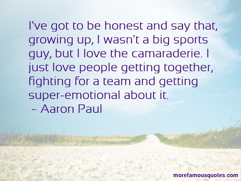 Quotes About Growing Together As A Team