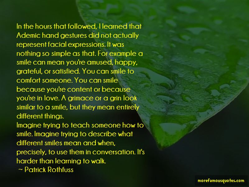 Hand Gestures Quotes Pictures 4