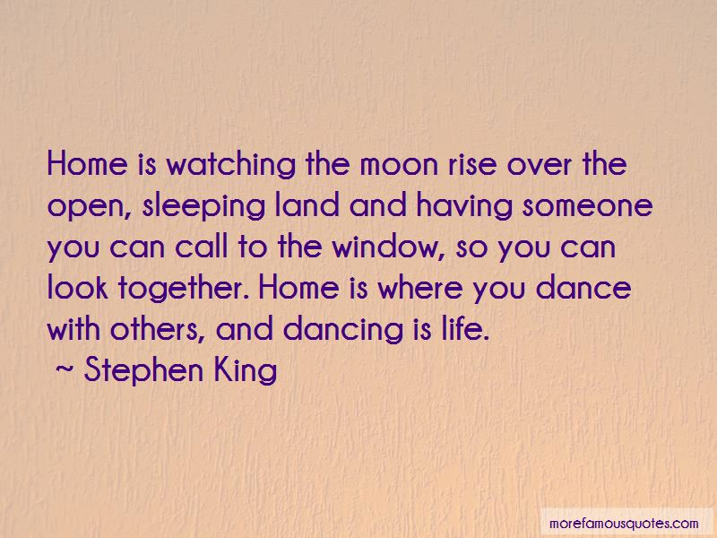 Quotes About Having Someone Watching Over You