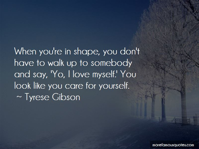 Quotes About I Love Myself
