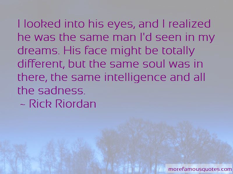 Quotes About Intelligence And Sadness
