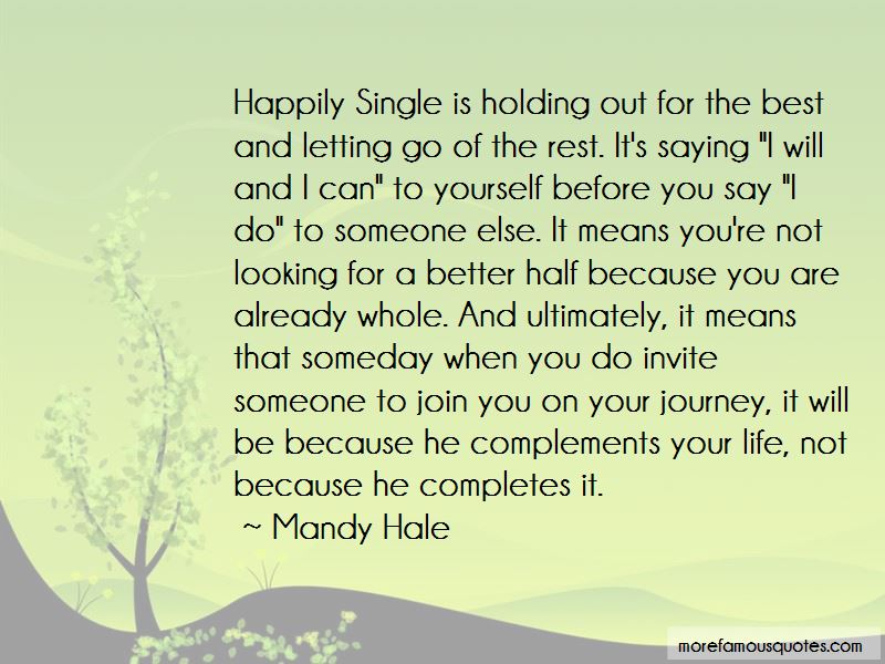 Quotes About Letting Someone Out Of Your Life