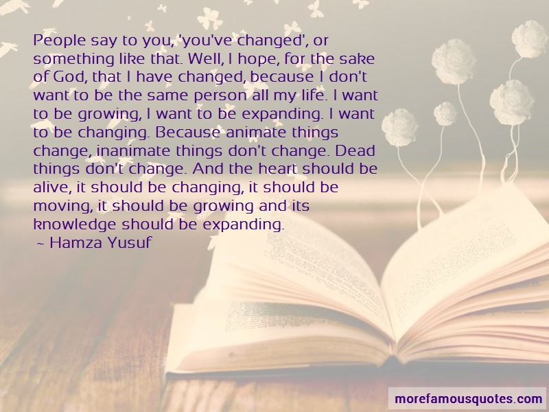 Quotes About Life And Change And Moving On
