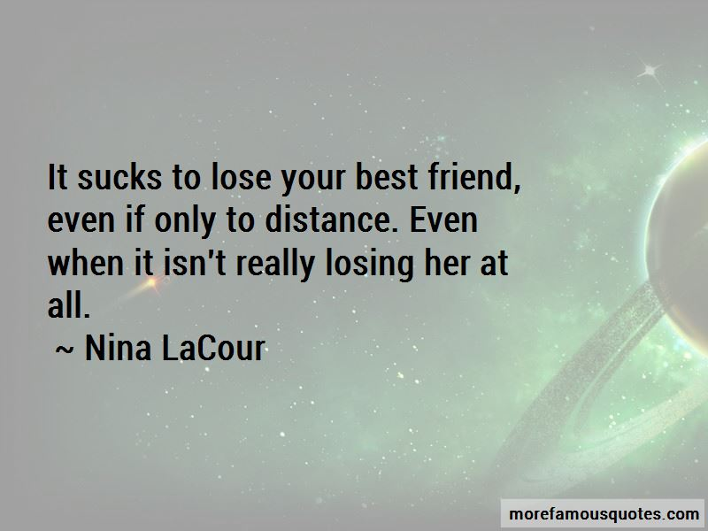 Losing Your Best Friend Quotes Pictures 2