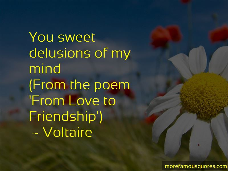 Quotes About Love To Friendship