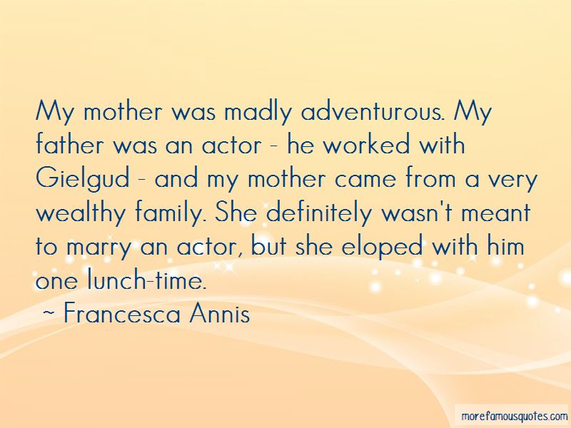 Quotes About Lunch With Family