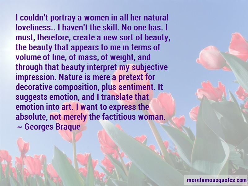 Quotes About Natural Beauty Of A Woman