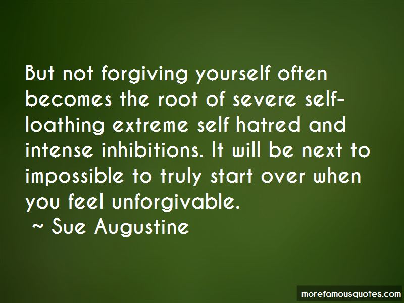 Not Forgiving Yourself Quotes Pictures 2