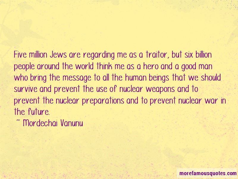 Quotes About Nuclear War