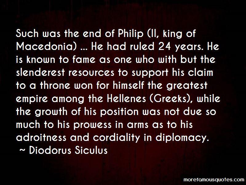 Philip Ii Quotes Pictures 2