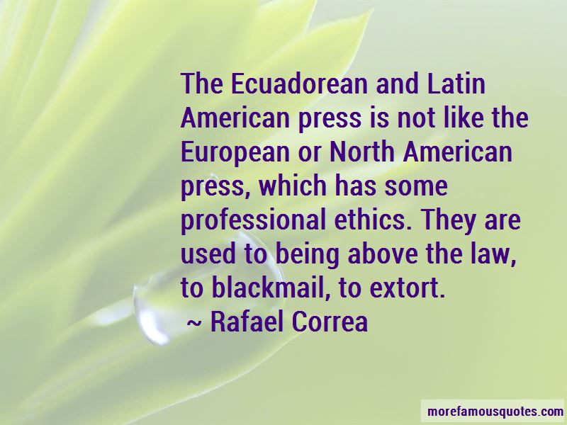 Quotes About Professional Ethics