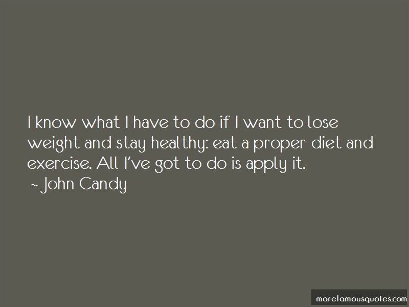Proper Diet Quotes Pictures 4