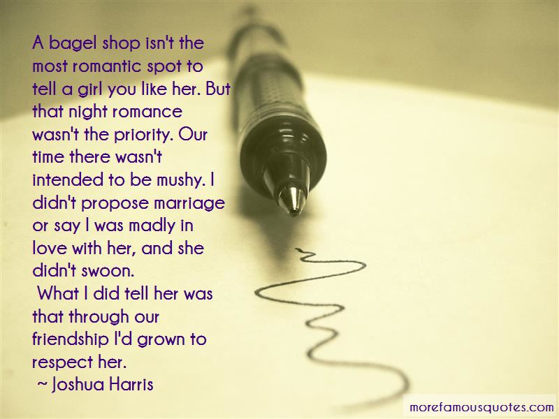 Propose a girl quotes