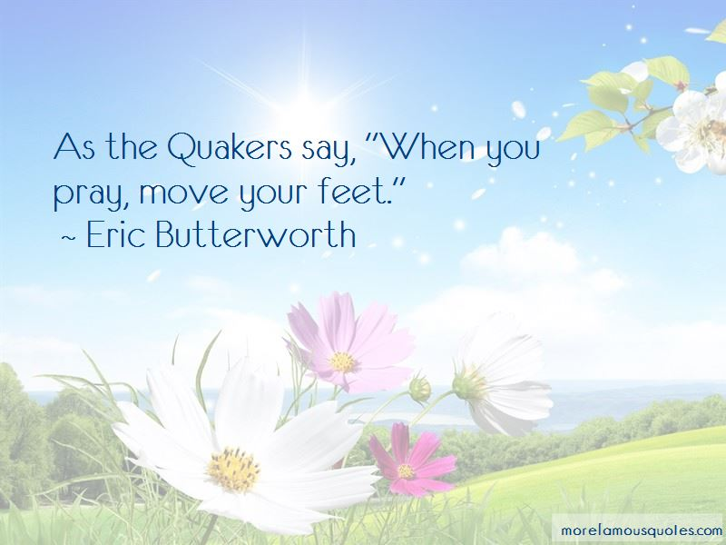 Quotes About Quakers