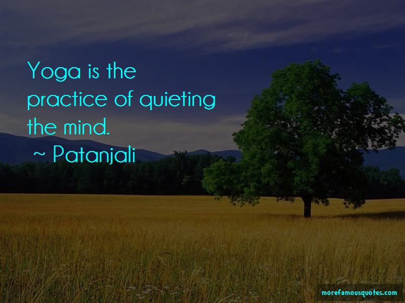 Quotes About Quieting The Mind