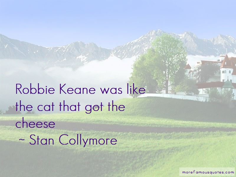 Quotes About Robbie Keane