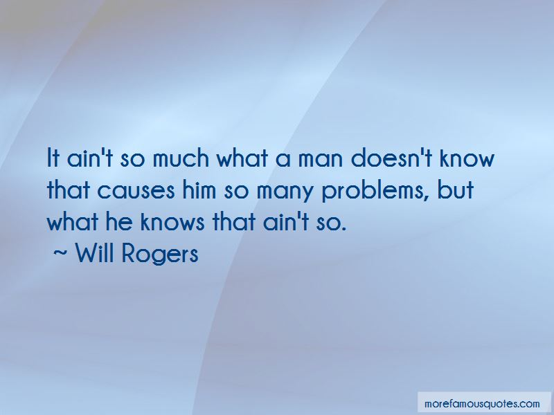 Quotes About So Many Problems