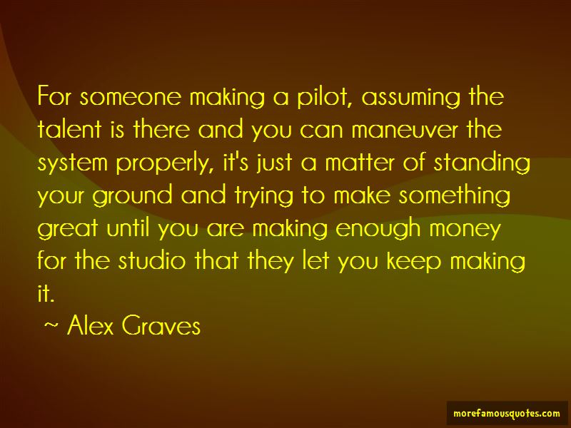 Quotes About Standing Your Ground