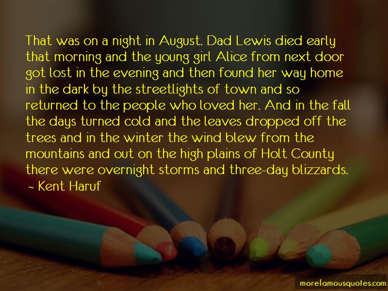 Storms And Trees Quotes Pictures 4