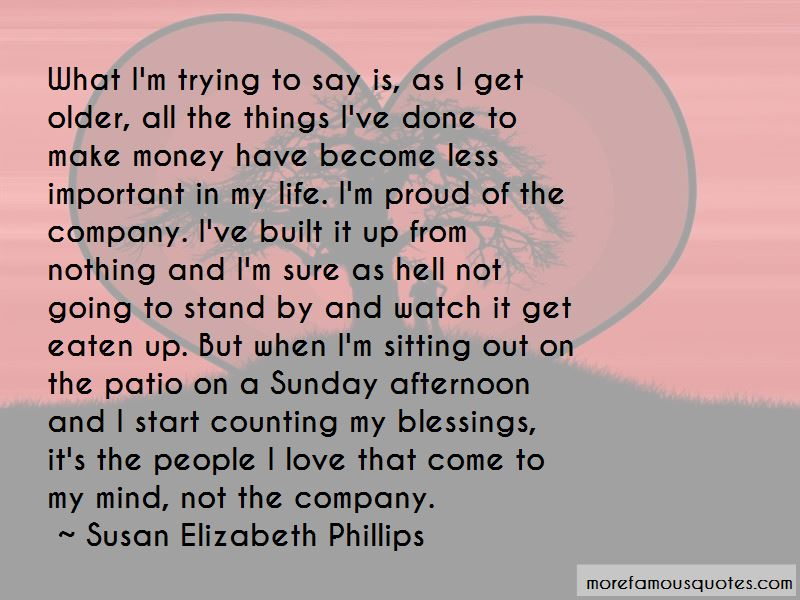 Quotes About Sunday Blessings