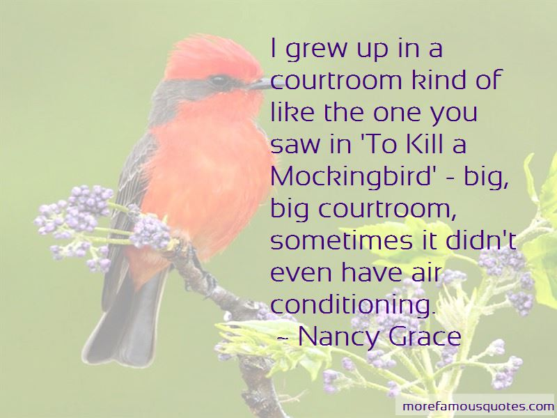 Quotes About The Courtroom In To Kill A Mockingbird
